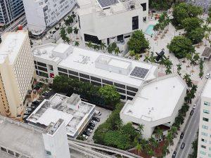 Miami Dade Building Restored